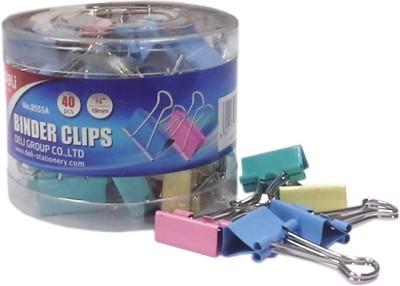 Deli Clips Medium Brass Plated Binder Clip
