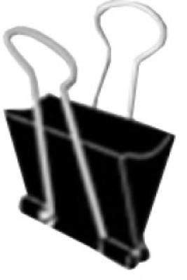 Oddy Binder Clip(Set of 2)