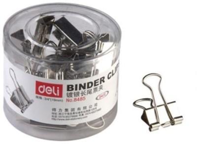 Deli Desk Office 19 mm Vinyl Binder Clip