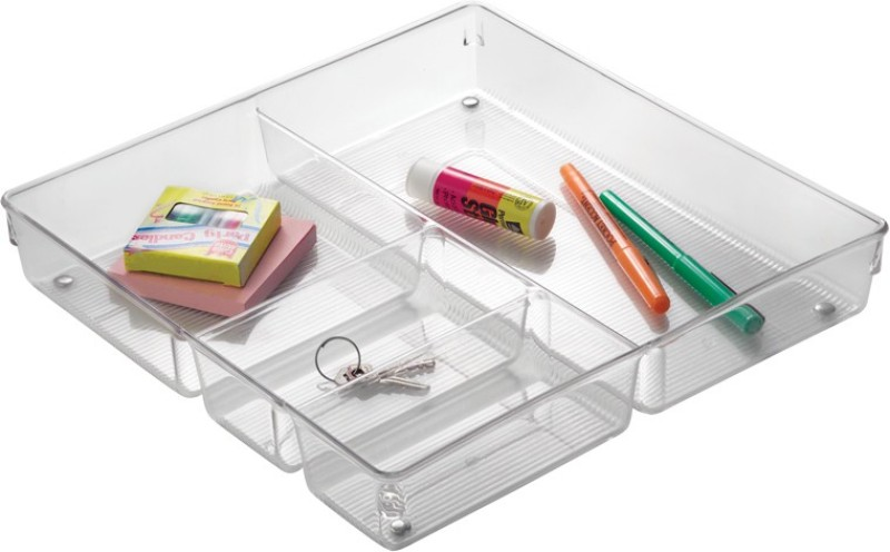Interdesign 56530 Drawer Divider(Plastic)