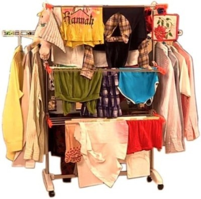 BERG Berg Plastic, Iron Floor Cloth Dryer Stand