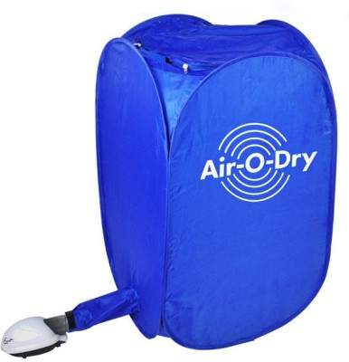 IBS AIR O DRY ELECTRIC PORTABLE INSTANT DRYING SYSTEM STEAM OUTDOOR LAUNDRY BAG Nylon Floor Cloth Dryer Stand(Blue)