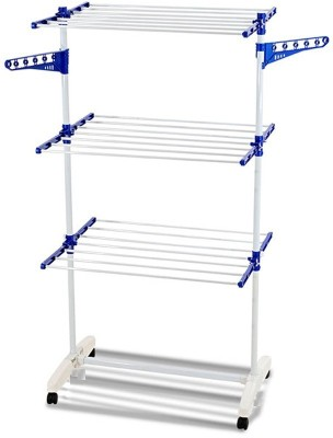 Ideal Euro Plastic, Iron Floor Cloth Dryer Stand