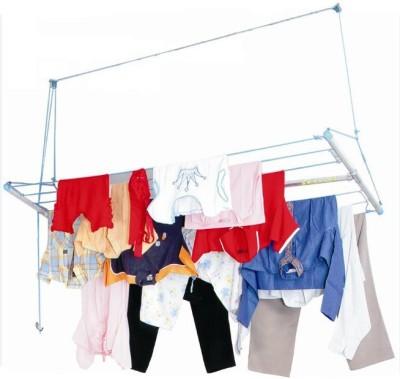 Skylift Plastic, Polypropylene, Aluminium Ceiling Cloth Dryer Stand