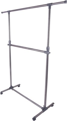BRECKEN PAUL Stainless Steel Floor Cloth Dryer Stand