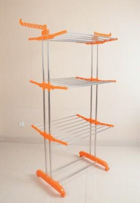 ASP HEALTHCARE Steel Floor Cloth Dryer Stand