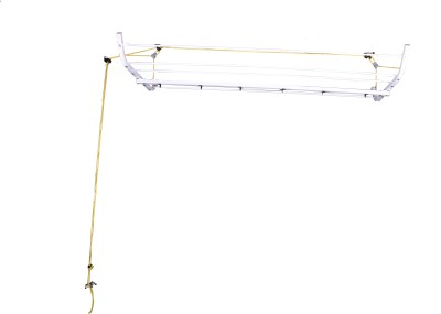 Pull n Dry Pully Type Pipe Model 6 Lines Aluminium Clothesline(1.86 m)
