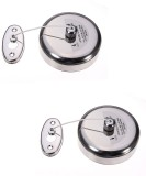 Dolphy Set Of Two Stainless Steel, Brass...