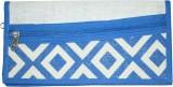 Empower Trust Women Casual Blue  Clutch