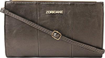 Zoricane Party Grey  Clutch