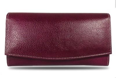 Online Keeda Purple  Clutch