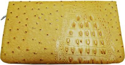 Lalib Yellow  Clutch