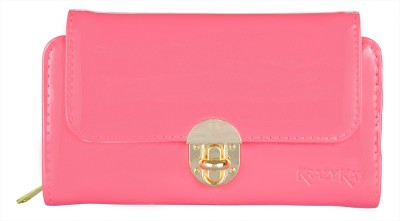 JG Shoppe Party Pink  Clutch