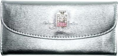 VINCITORE Silver  Clutch