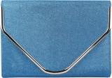 Stylehoops Women Casual Blue  Clutch