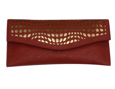 Prime Formal Red  Clutch