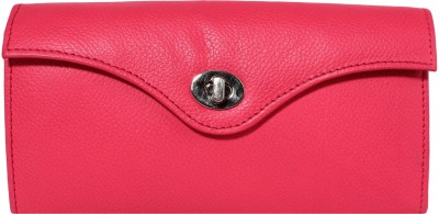 Klaska Women Casual Pink  Clutch