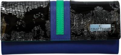 Craftsman Enterprises Party Blue  Clutch