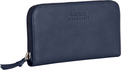 Beroza Handcraft Women Casual Blue  Clutch