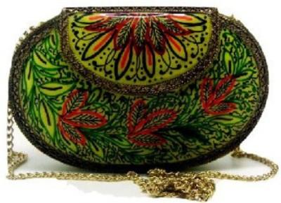Uptown Laila Multicolor  Clutch