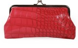 Silk Route Women Red  Clutch