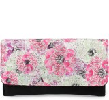 Histeria Women Casual Pink  Clutch