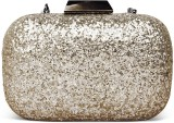Cappuccino Girls Party Brown  Clutch