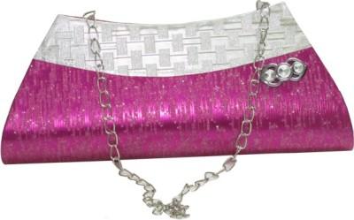 Laviva Party, Festive Pink  Clutch