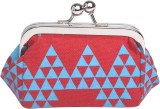 Be for Bag Women Red  Clutch