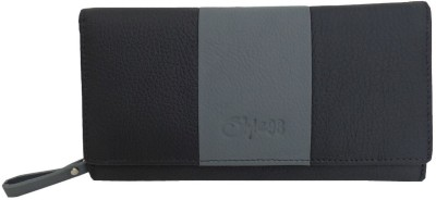 Style98 Casual Black  Clutch