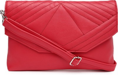 Dressberry Red  Clutch