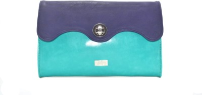 Zofey Casual, Formal, Party Purple, Green  Clutch