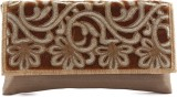 Heaven Deal Women Festive Brown  Clutch