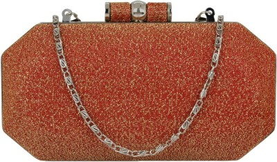 PamperVille Party Tan  Clutch