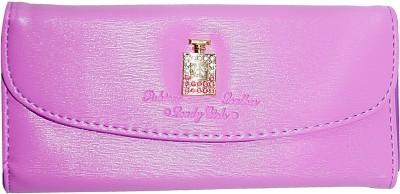 VINCITORE Pink  Clutch