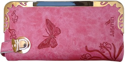 Ud Creation Casual, Party, Formal, Sports Pink  Clutch