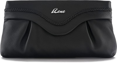 Rene Party Black  Clutch