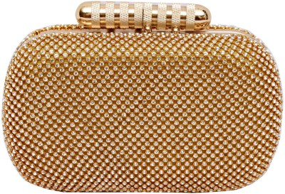99 Moves Casual Gold  Clutch