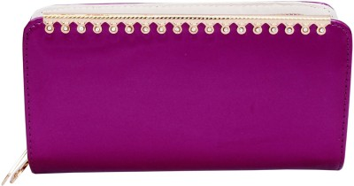 99 Moves Casual Purple  Clutch