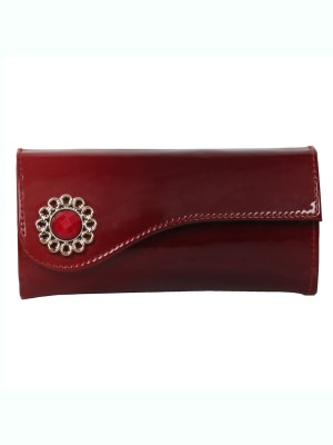 Cocktail Girls, Women Casual Maroon  Clutch