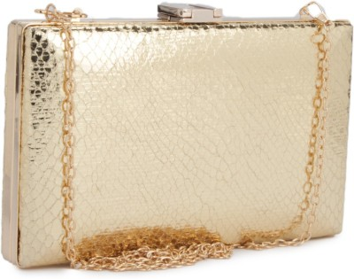 Carlton London Women Gold  Clutch