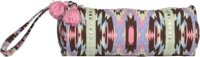 IRALZO Casual Multicolor  Clutch