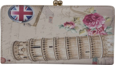 La Passo Party, Casual White  Clutch