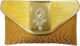 Angelfish Women Party Gold  Clutch
