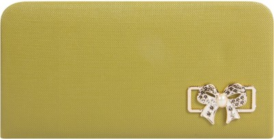Polki Casual, Party Green  Clutch