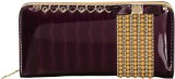 Brandvilla Girls Casual Purple  Clutch