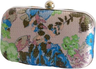 Demure Women Casual Multicolor  Clutch