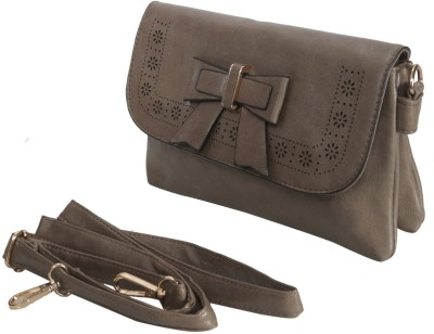 Knighthood Casual Brown  Clutch