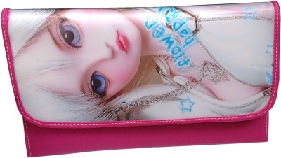 Grace Fashion Villa Pink  Clutch