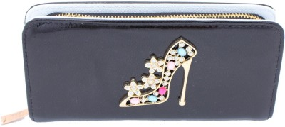 Franclo Girls, Women Party Black  Clutch